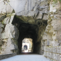 57 Engineer Andrew McCulloch would oversee the creation of these tunnels, as well as being chief engineer for the whole Kettle Valley Railway project